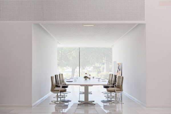power meeting and video conference furniture