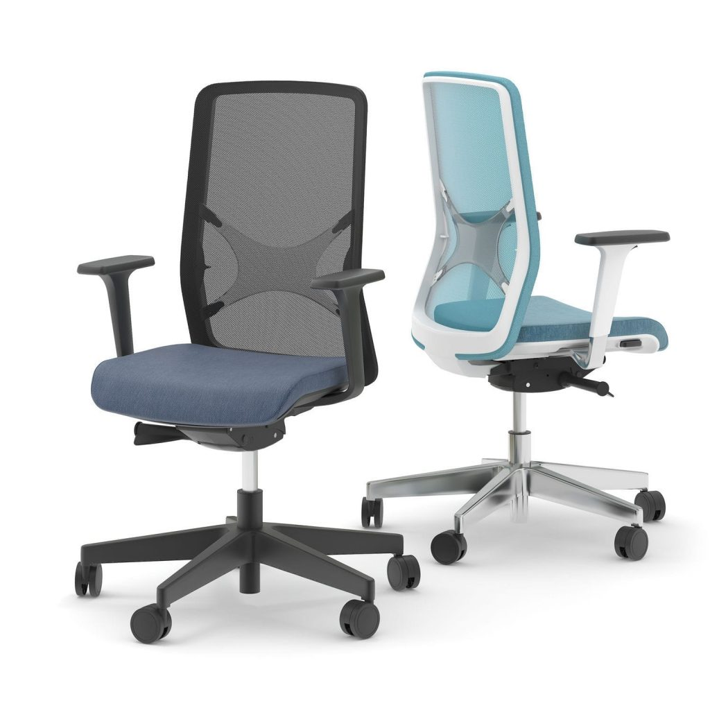 Wind ergonomic desk chair