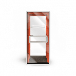 soundproof telephone booth