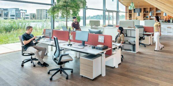 se:flex office swivel chair
