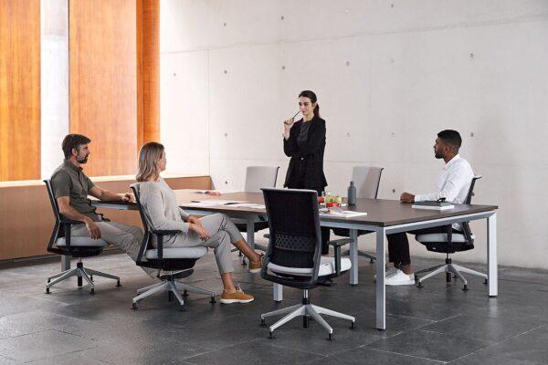 Stay ergonomic office chair