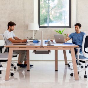 Trim ergonomic office chair