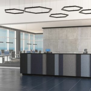 Domino reception unit