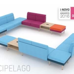 arcipelago sofas