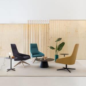 Alya lounge seating